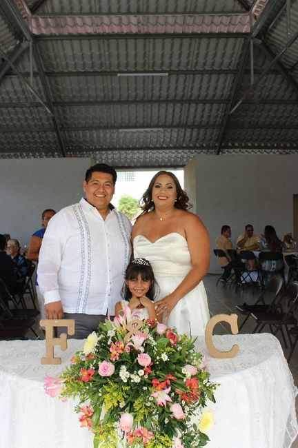Felizmente casada! ❤️ 1