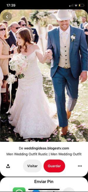 Reto con regalo: Viste a tu pareja para la boda 🎁 24