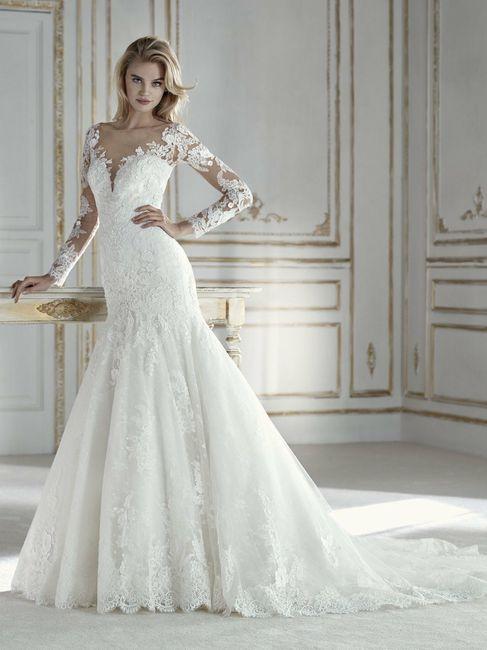 0e8083e78 Vestidos con manga larga - Foro Moda Nupcial - bodas.com.mx