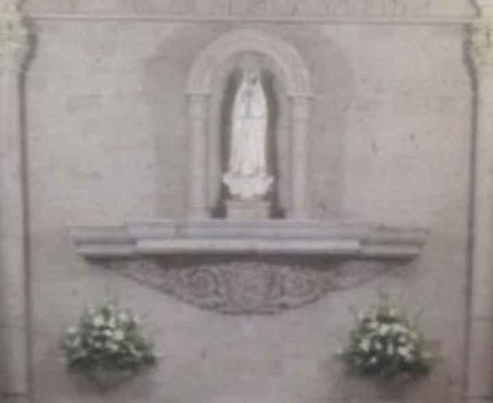 Decoración de la iglesia 💐 - 1