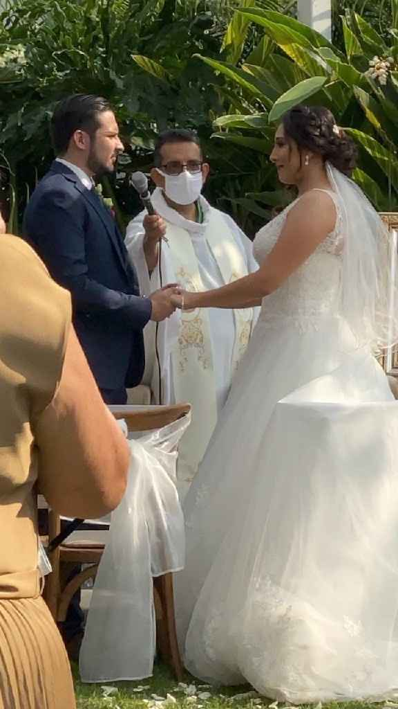 Nos casamos! 💖✨😃 - 2