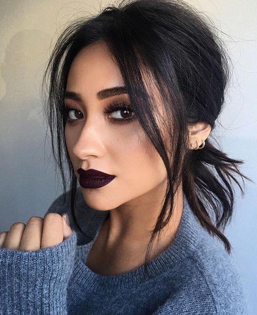 Prueba de maquillaje fallida 😂 8