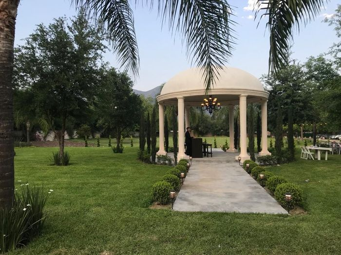Ya contratamos jardín en Santiago N.l !! - la herencia con marver eventos 2
