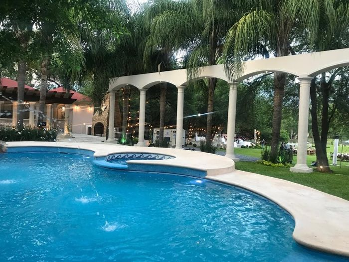 Ya contratamos jardín en Santiago N.l !! - la herencia con marver eventos 3