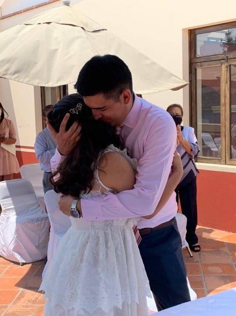 Nuestra boda civil. Fer & Luis 1