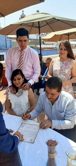 Nuestra boda civil. Fer & Luis 2