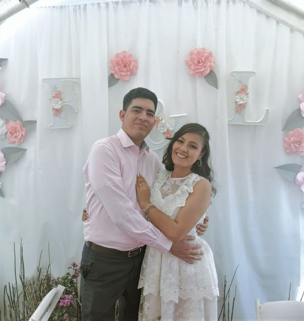 Nuestra boda civil. Fer & Luis 5
