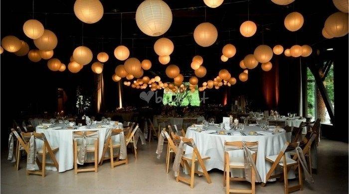 decoración de bodas, sin flores - foro organizar una boda - bodas.mx