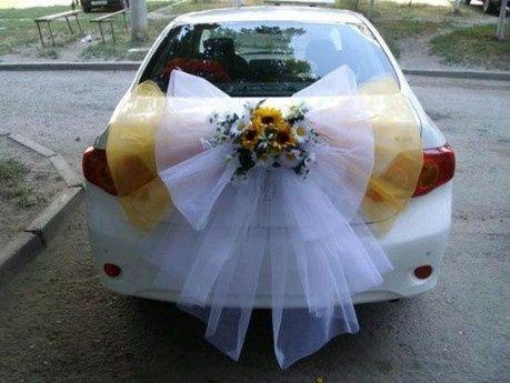 Ideas de decoraci n para el coche de boda foro organizar for Arreglos con globos para boda en jardin