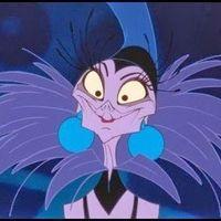 Si tuvieras que tener de dama a una villana.. - 1
