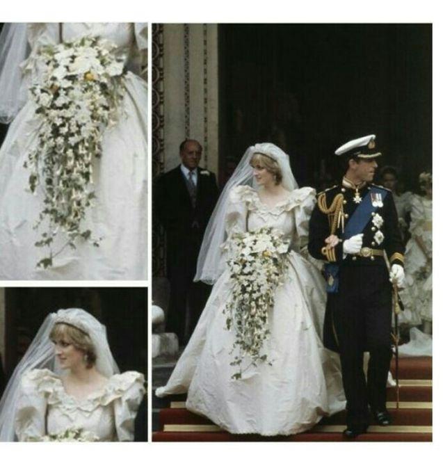 Los vestidos de novia en los 80\'s - Foro Moda Nupcial - bodas.com.mx