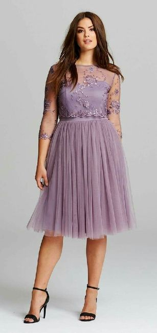 Vestidos para damas de honor con curvas - Foro Moda Nupcial - bodas ...