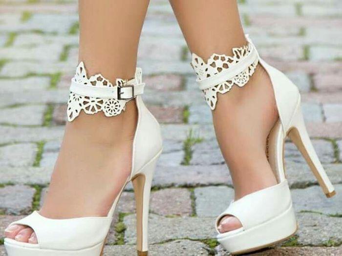 zapatos para novias 2018 - foro moda nupcial - bodas.mx