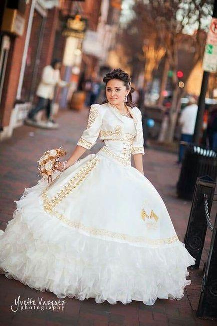 d793866c2 Tu vestido al estilo Charro - Foro Moda Nupcial - bodas.com.mx