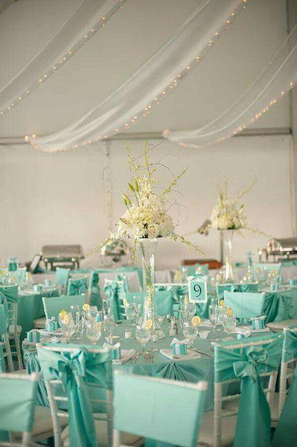 Utiliza el azul tiffany en tu boda - Foro Organizar una boda - bodas ...