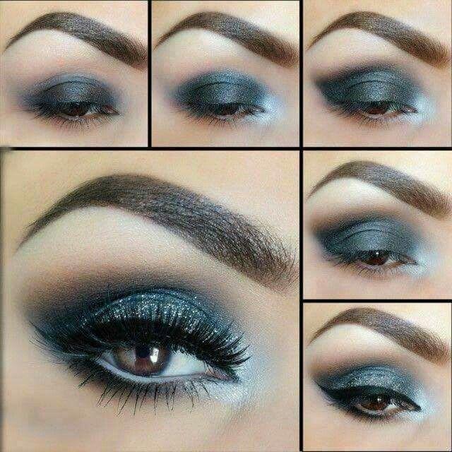 Maquillaje :las cejas perfectas 3