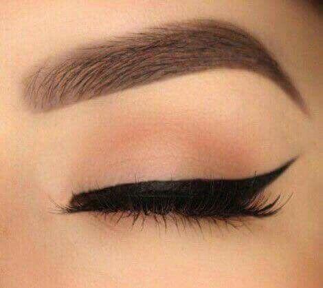 Maquillaje :las cejas perfectas 6