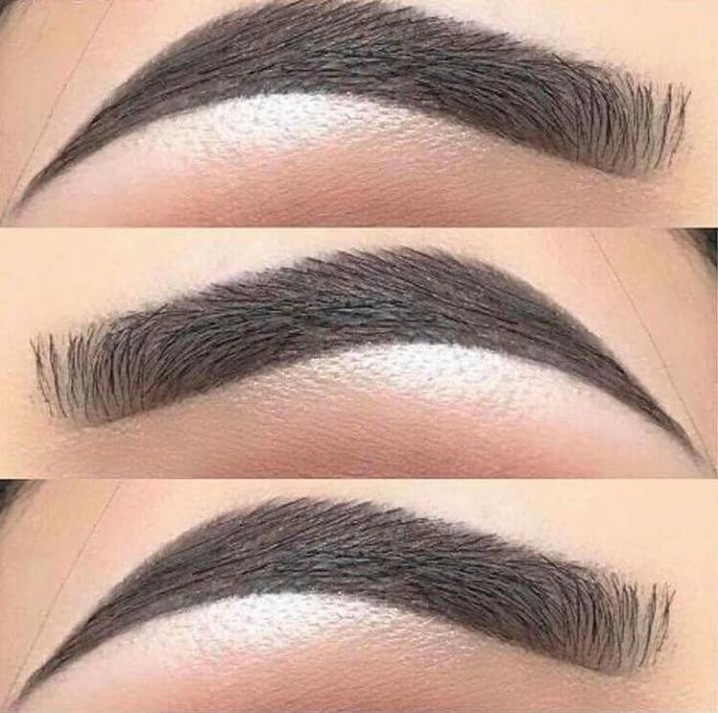Maquillaje :las cejas perfectas 7