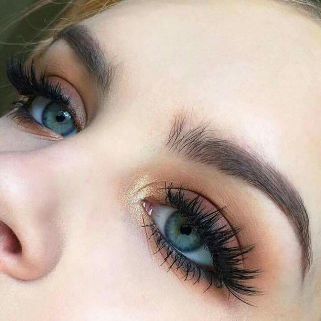 Maquillaje :las cejas perfectas 9