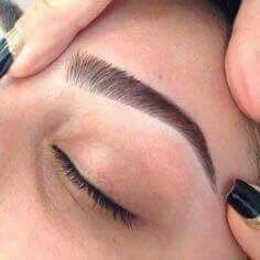 Maquillaje :las cejas perfectas 10