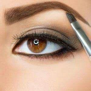 Maquillaje :las cejas perfectas 12