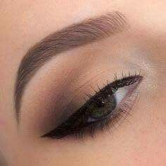 Maquillaje :las cejas perfectas 15