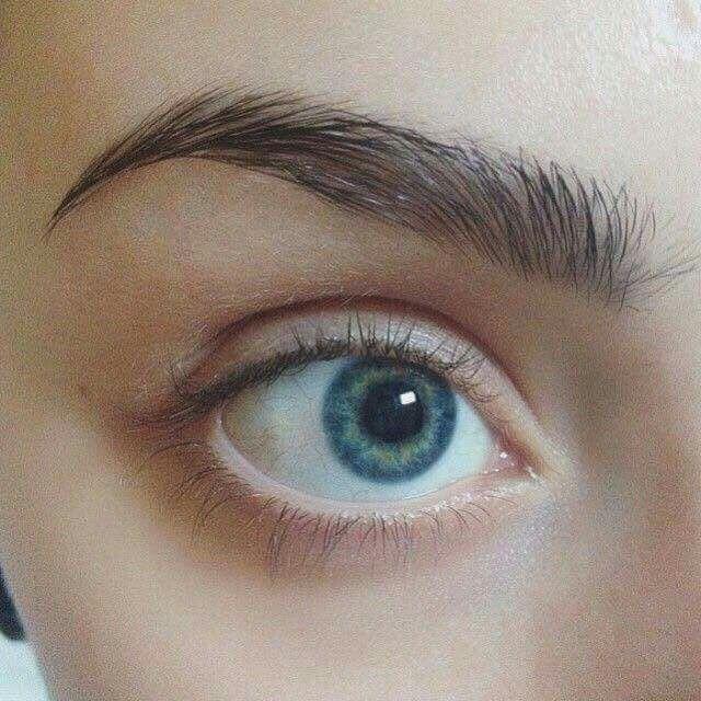 Maquillaje :las cejas perfectas 17
