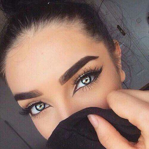 Maquillaje :las cejas perfectas 18