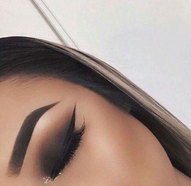 Maquillaje :las cejas perfectas 21