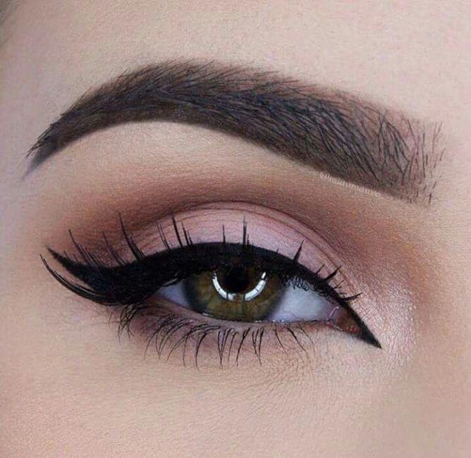 Maquillaje :las cejas perfectas 25