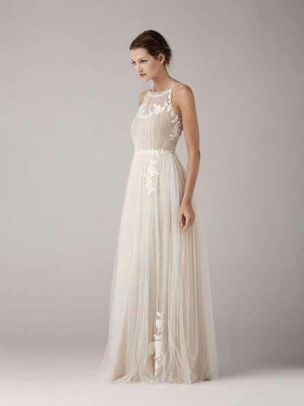 Vestidos de novia civil vintage