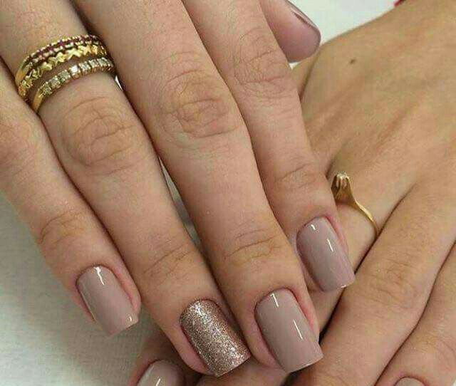 Uñas Con Tonos Nude Y Palo De Rosa Foro Belleza Bodascommx