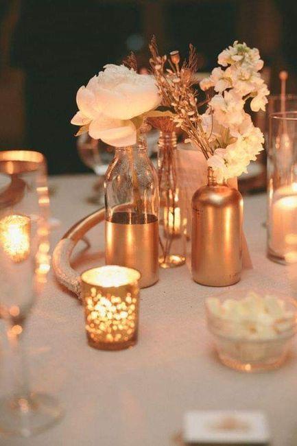 ¡Que tu boda brille!:en cobre 2