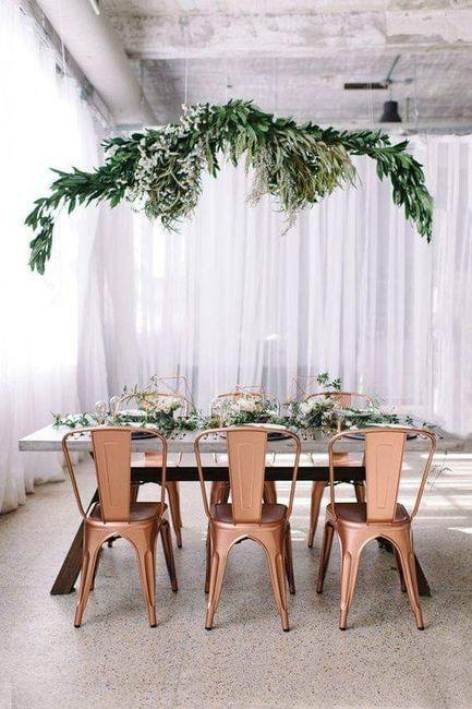 ¡Que tu boda brille!:en cobre 8