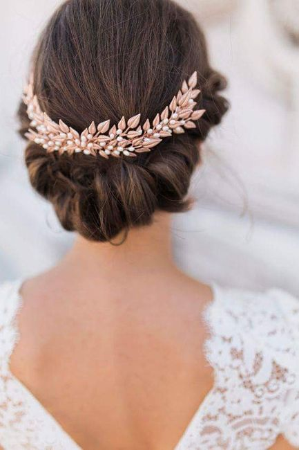 ¡Que tu boda brille!:en cobre 11