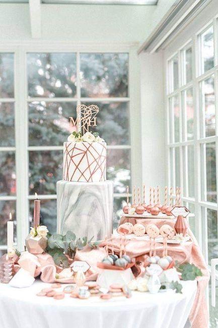 ¡Que tu boda brille!:en cobre 12