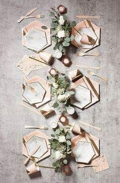 ¡Que tu boda brille!:en cobre 13