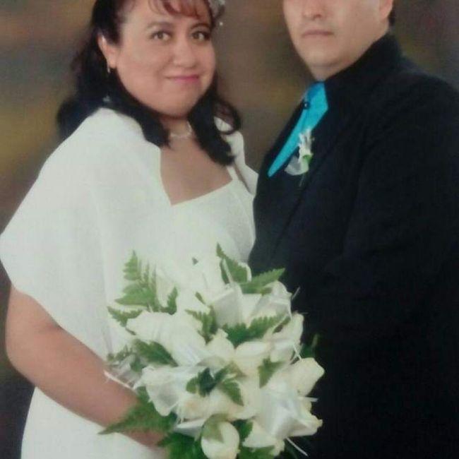 ¿Ramo en boda civil? 1