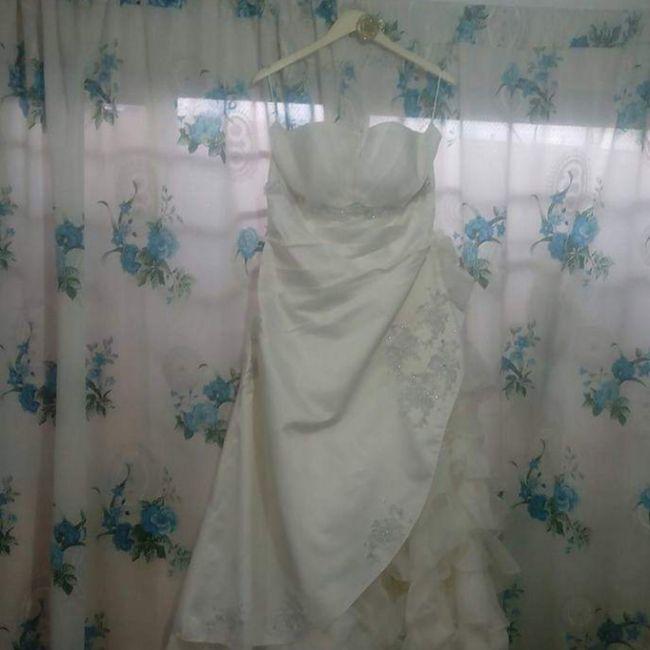 4 fotos de tu vestido de novia que no pueden faltar en el álbum 6