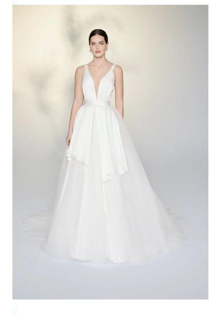Vestidos colección primavera 2022 Justin Alexander 2