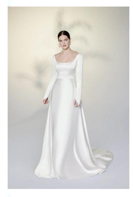 Vestidos colección primavera 2022 Justin Alexander 4