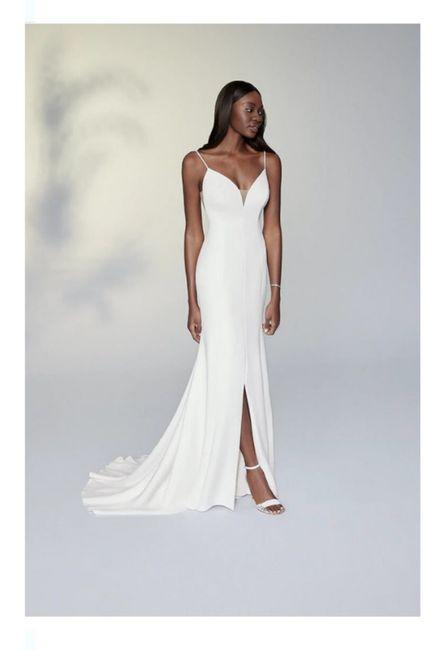 Vestidos colección primavera 2022 Justin Alexander 5