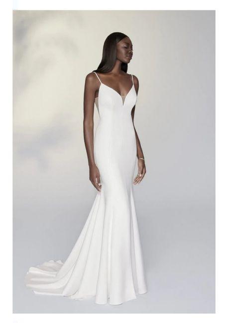 Vestidos colección primavera 2022 Justin Alexander 6