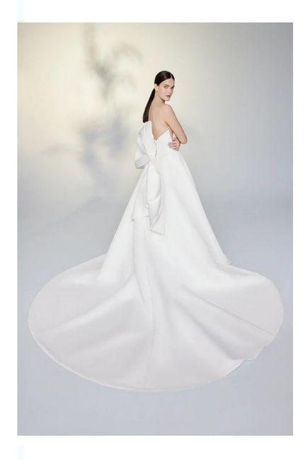 Vestidos colección primavera 2022 Justin Alexander 8