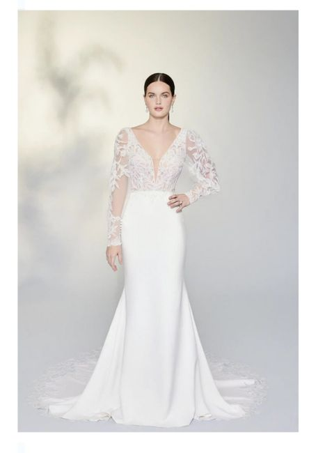 Vestidos colección primavera 2022 Justin Alexander 9