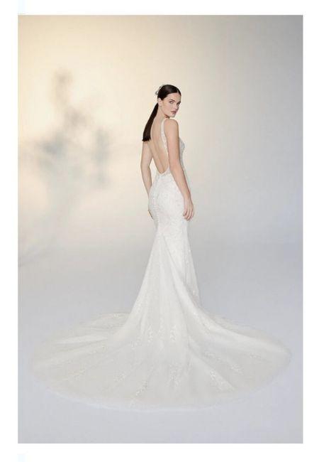 Vestidos colección primavera 2022 Justin Alexander 11