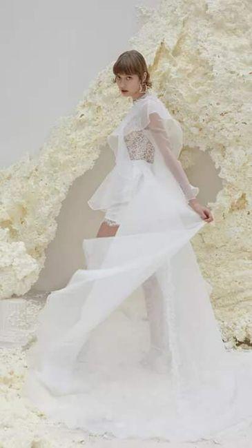Vestidos de la colección primavera 2022 a Blush of Light by Beauté Comme Toi 2