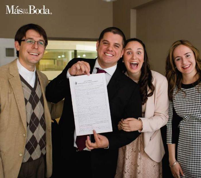 Boda civil: fotos para recordar su boda civil 4
