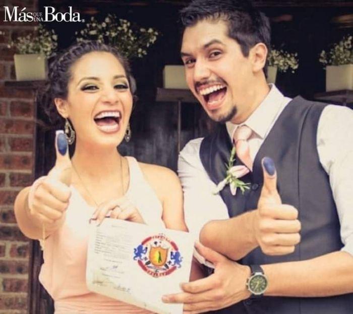 Boda civil: fotos para recordar su boda civil 9