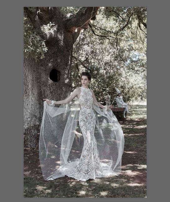 Vestidos colección 2022 Alba by Luisa Sposa 2